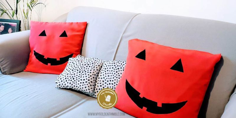 cusion covers for Halloween
