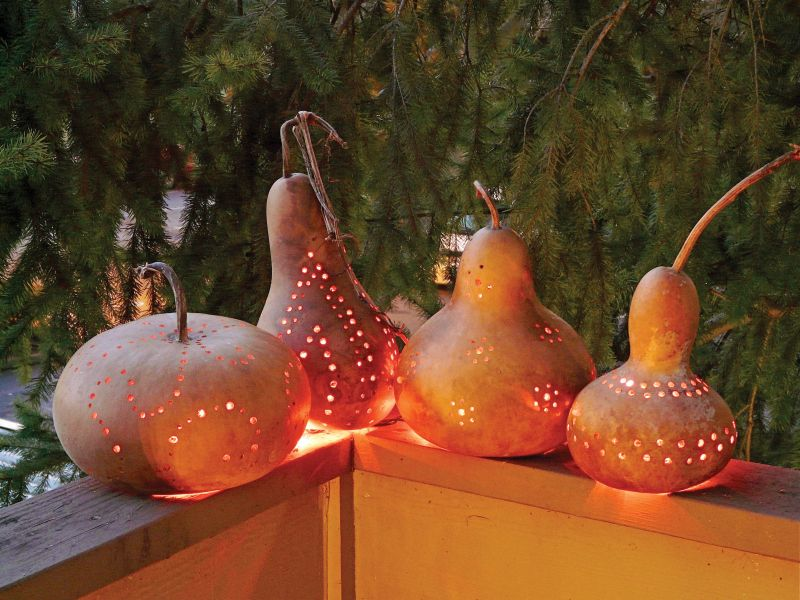 gourd lantern