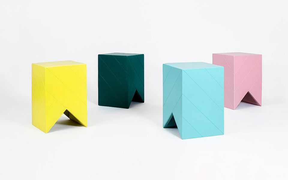 45 Furniture Series by Daniel Becker Design Studio