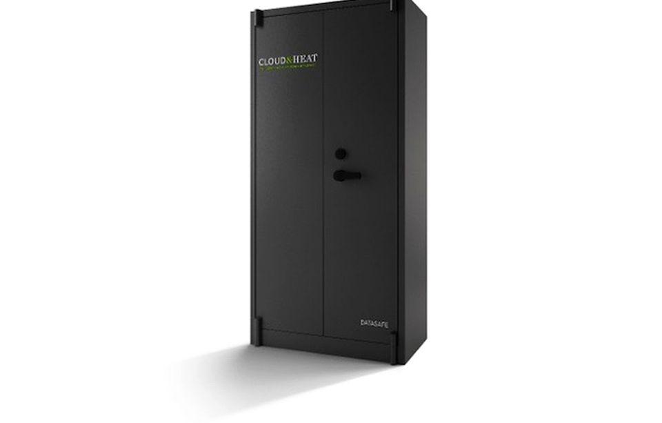 Cloud&Heat Servers for Home Heating