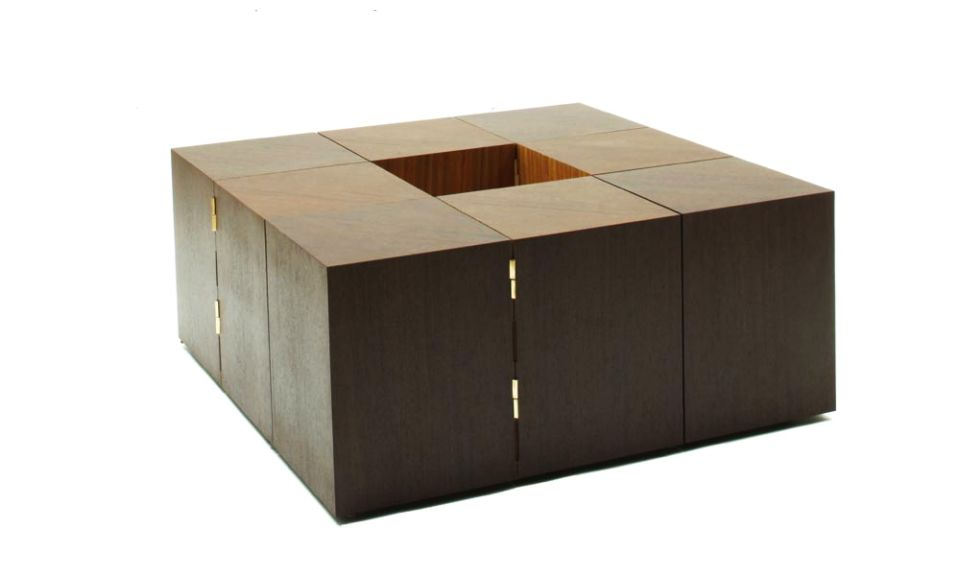Double Sens Modular Coffee Table