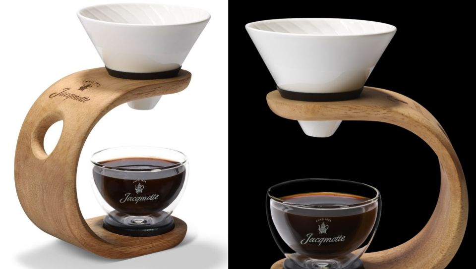 Jacqmotte Slow Drip Coffee Maker