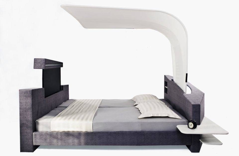 Jupiter Multimedia Bed
