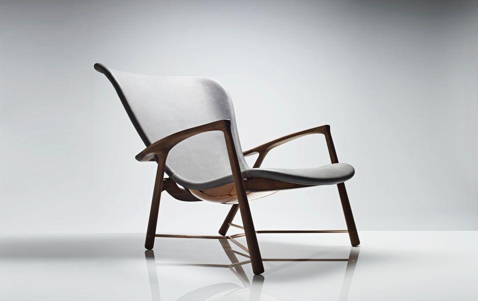 Linley Silhouette Chair