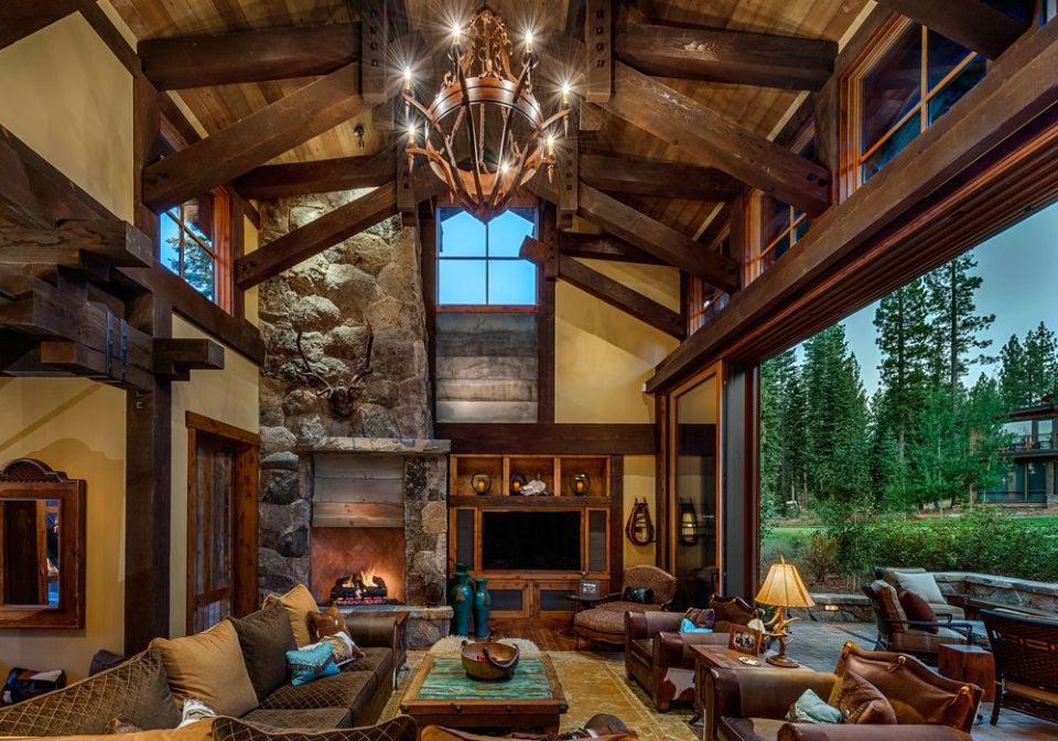 Mountain Cabin by Walton Architecture