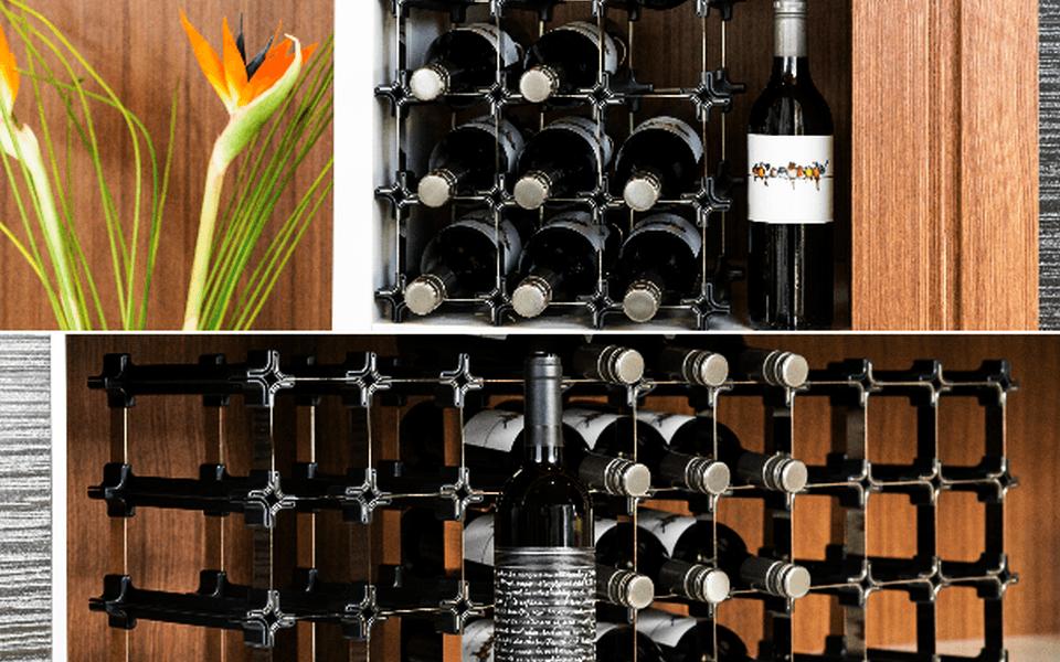 Nook Wine Racks