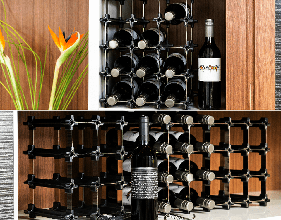 Nook Wine Racks
