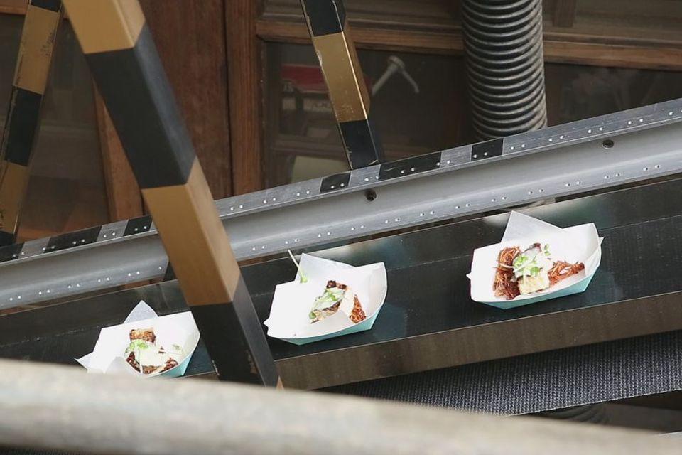 Secret Restaurant at Gamble House by Bob Dornberger