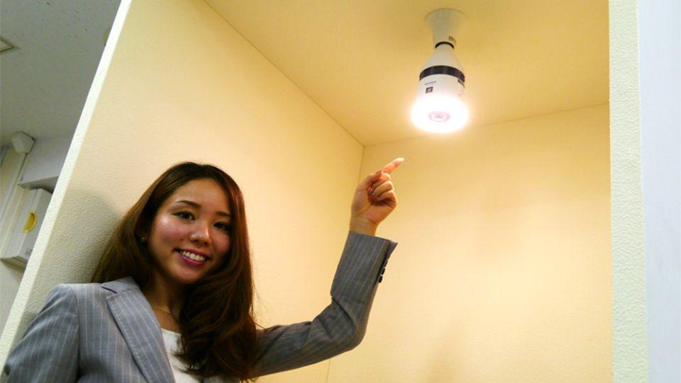Sharp Ceiling-mounted Ion Generator