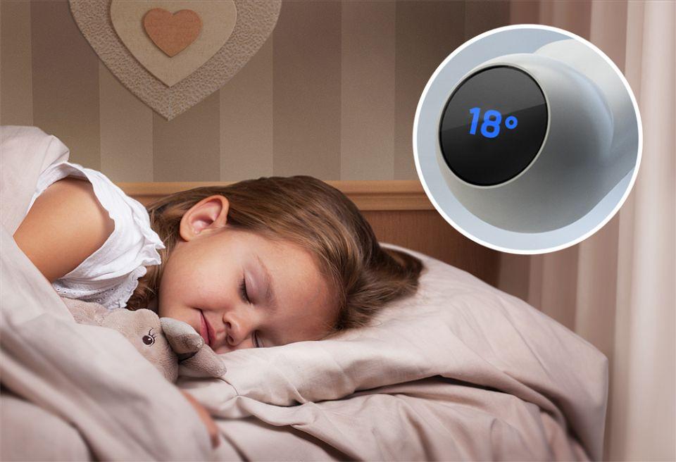 eCozy Self-regulating Thermostat
