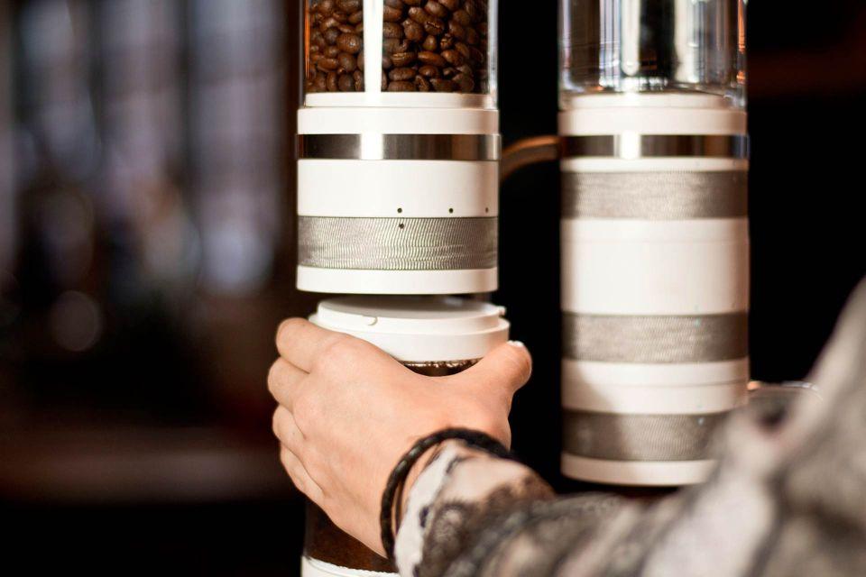 Home Barista Coffee Maker by Joris Petterson