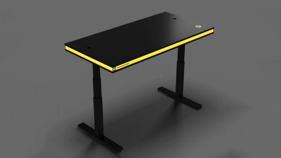 MisterBrightLight Standing Desk