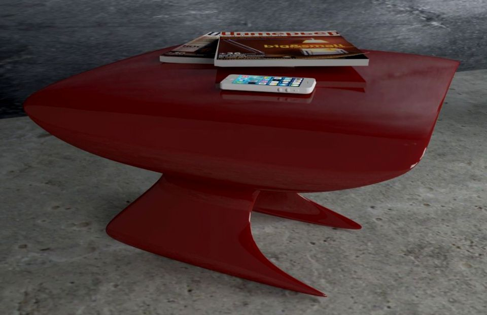 Origami Coffee Table by Salvatore Privitera