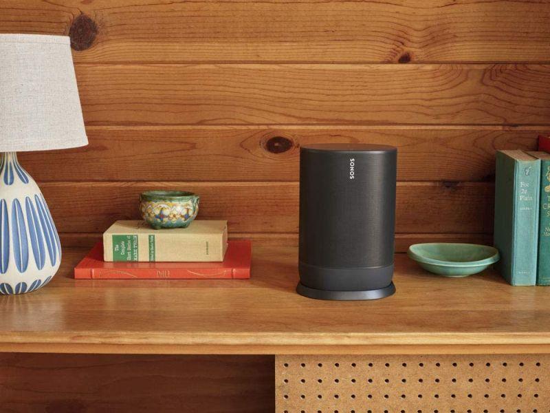 Sonos smart speaker portable