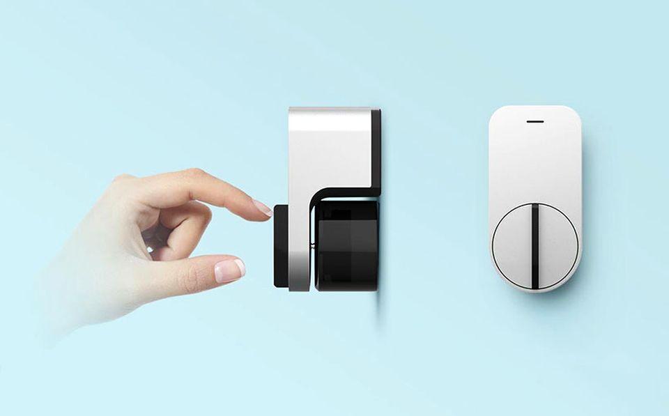 Sony's Qrio Smart Lock