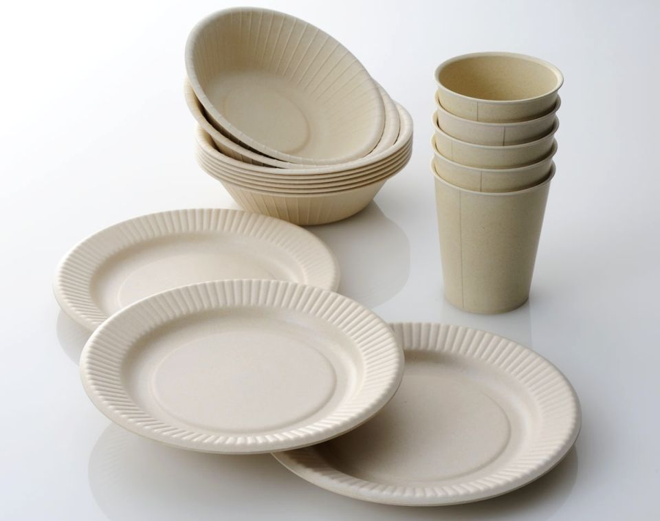 ideaco tm Series Bamboo Tableware