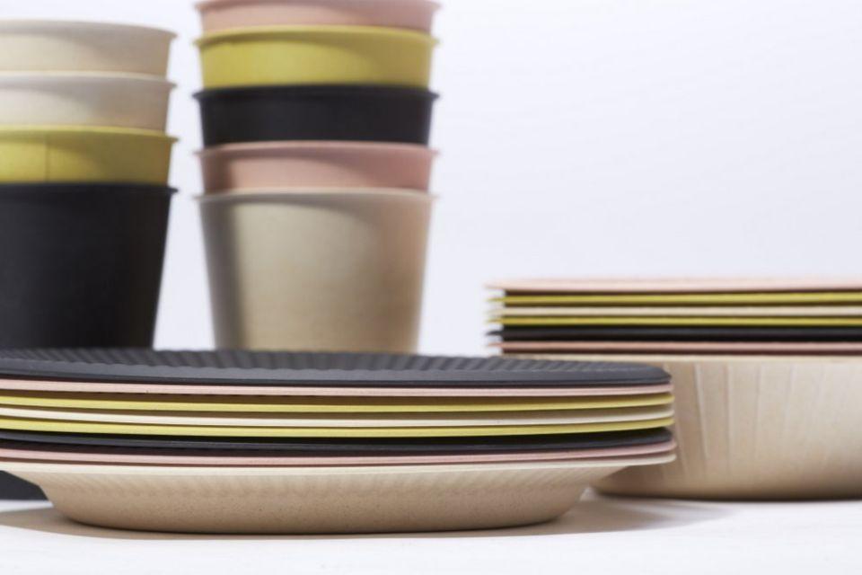 ideaco tm Series Bamboo Tableware