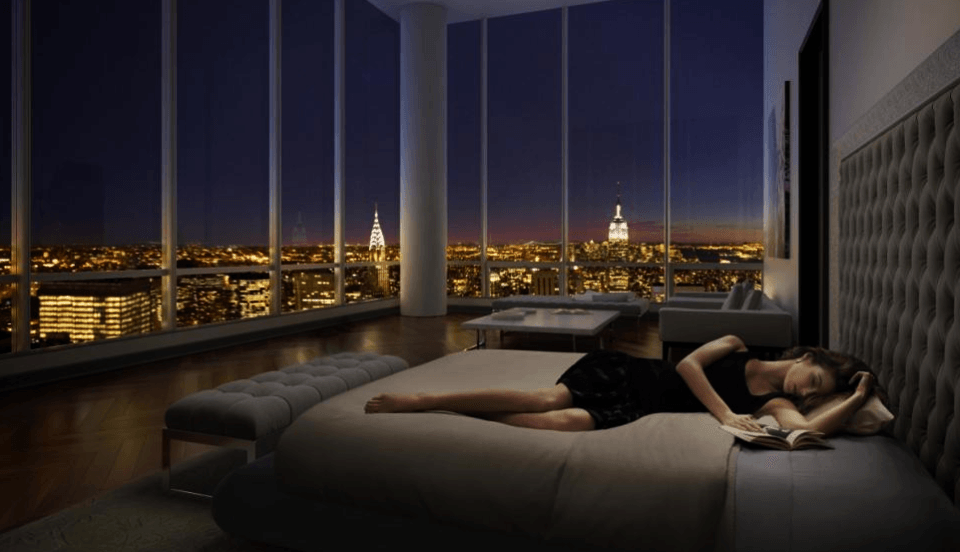 $100 Million NYC Penthouse Apartment