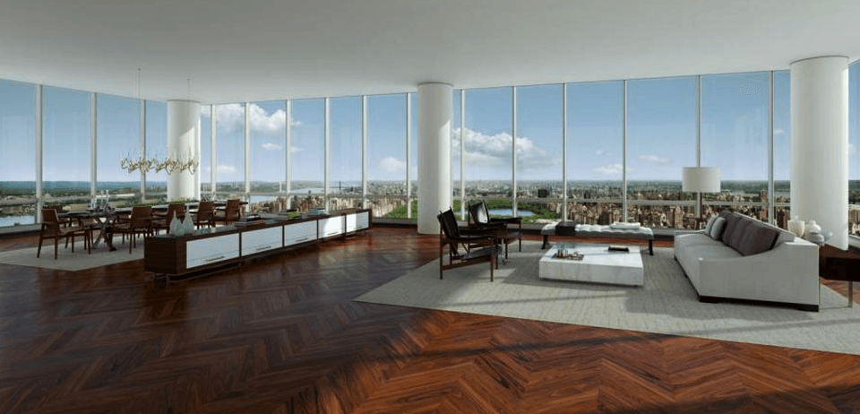 $100 Million NYC Penthouse Apartment