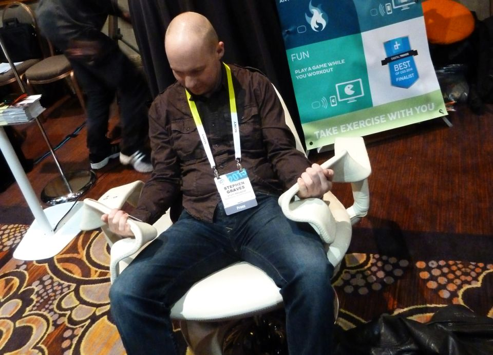 CES 2015 Tao Chair