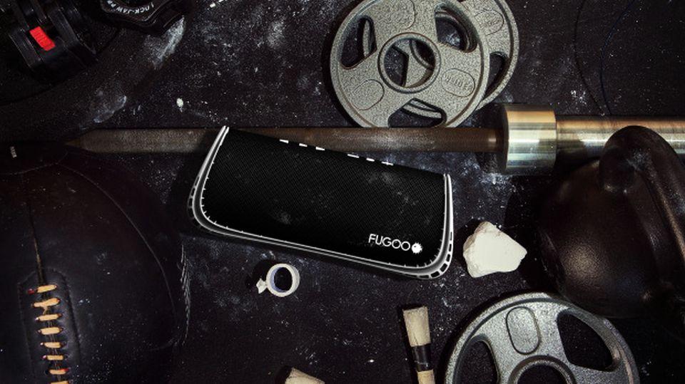 Fugoo XL clutch style Bluetooth speaker