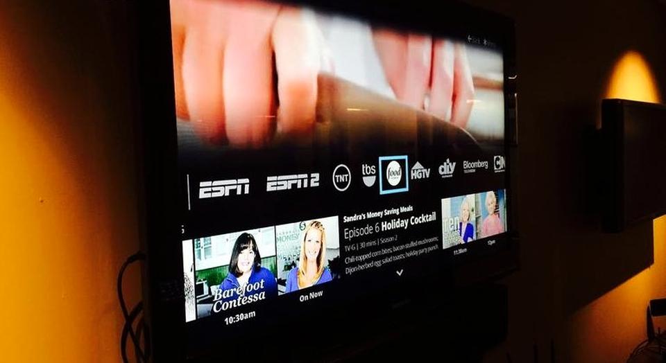LG's webOS-based Sling TV