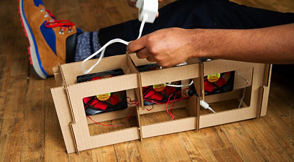Radlabs' DIY $10 Heat Flow Kit