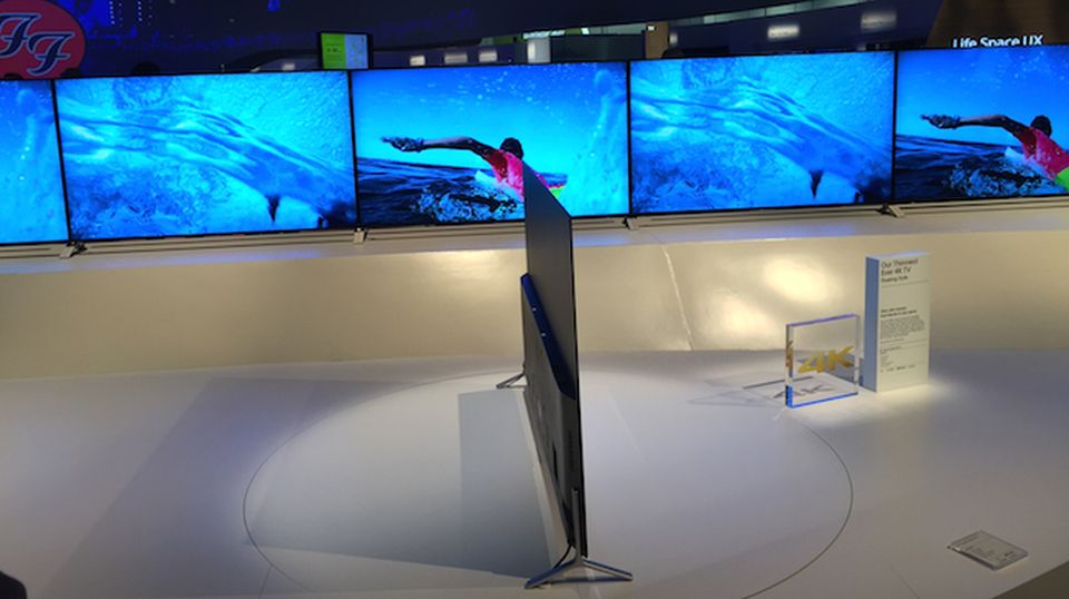 Sony Android-powered 4K UHD TV
