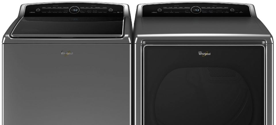 Whirlpool's smart washer syncs with Nest thermostat