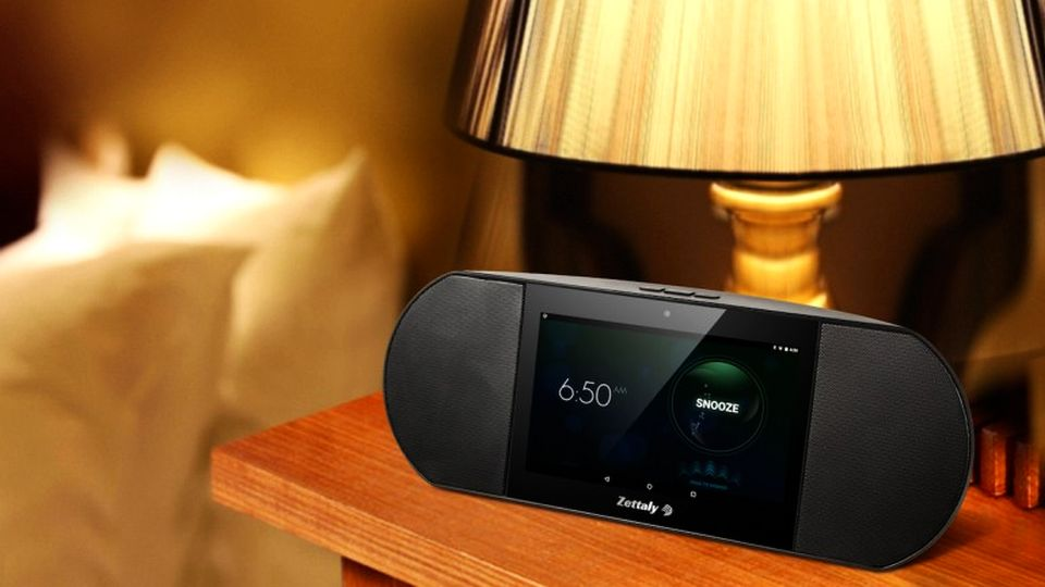 Zettaly Avy smart speakers come integrated with Android tablet
