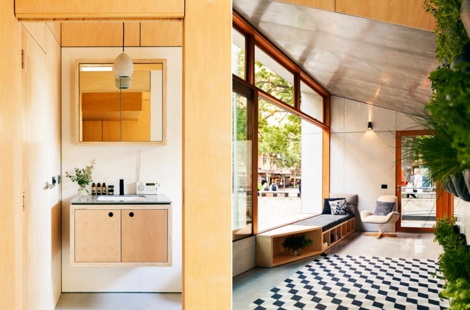 Archiblox Carbon-positive Prefab Home