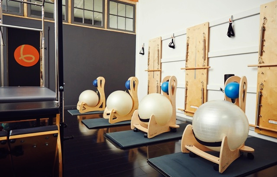 Begin Chair by Pilates Instructor Maria Mankin