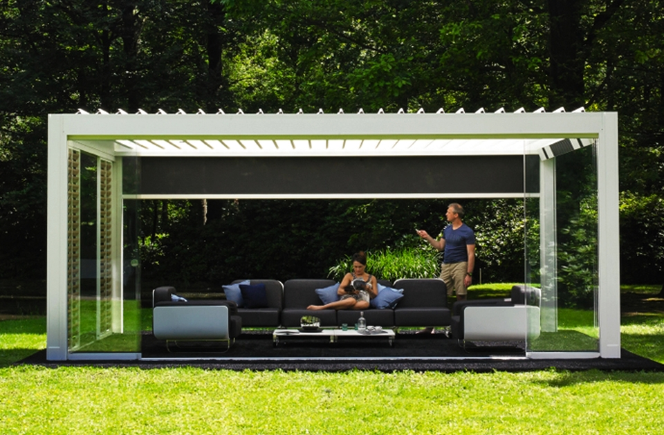 Camargue Weather-proof Canopy by Renson