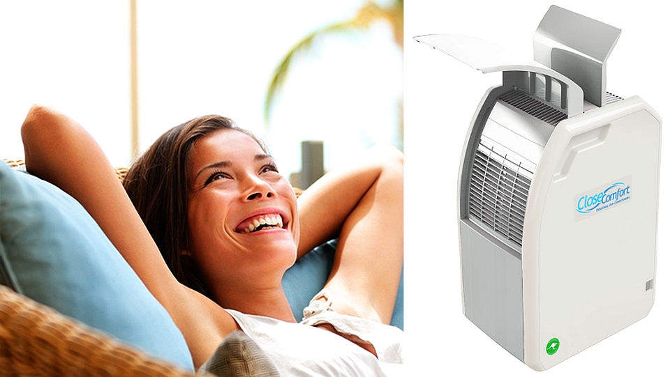 Close Comfort Personal Air Conditioner