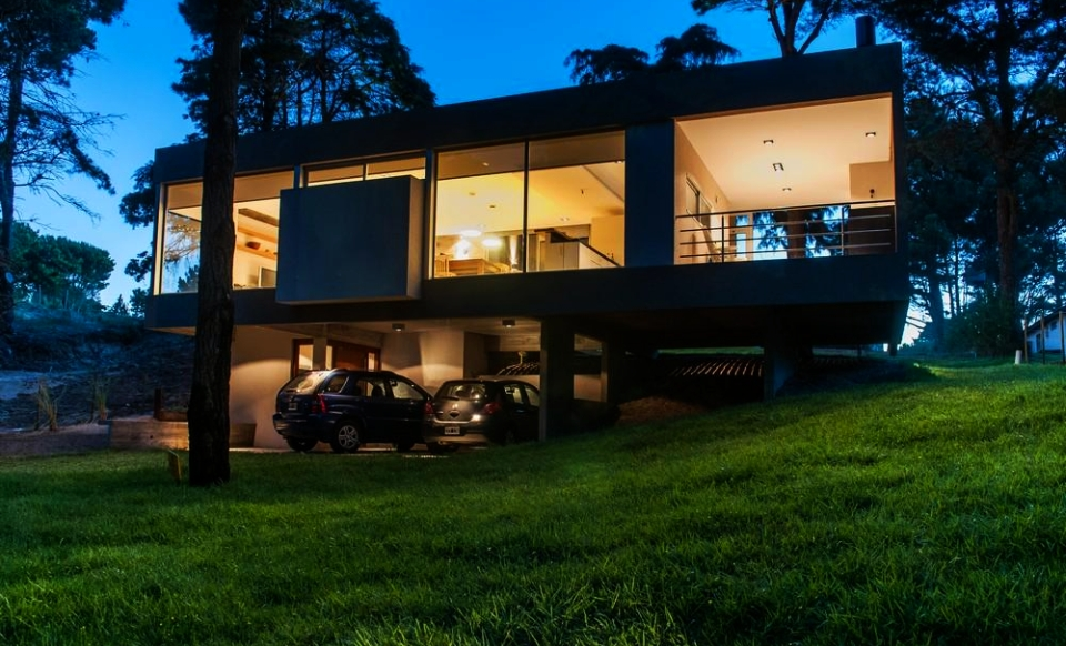 Kaprys Home by Estudio Galera Arquitectura
