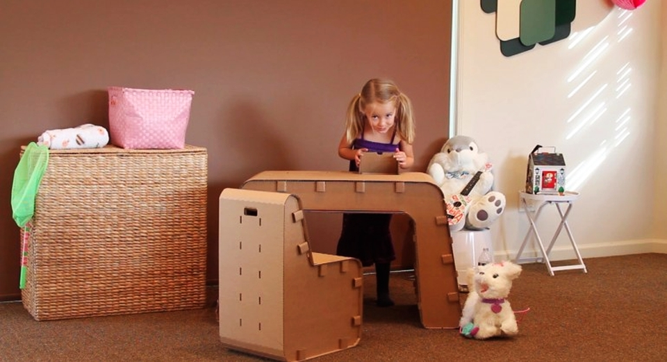 Kids Imagination Furniture