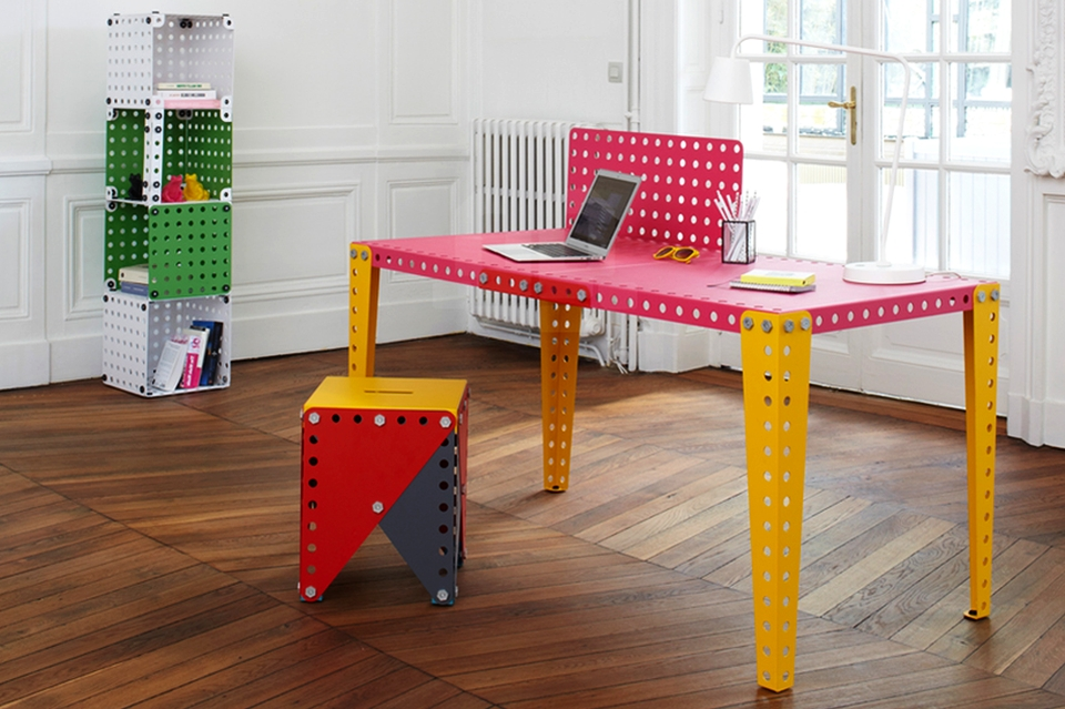 Meccano Home Furniture Line