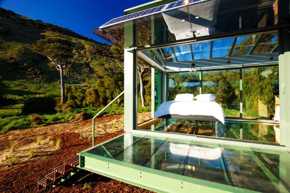 PurePodsPurePods Glass Residence Glass Residence