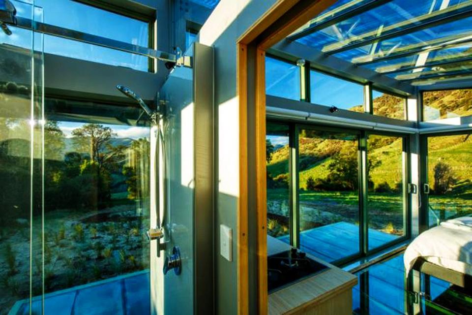 PurePods Glass Residence