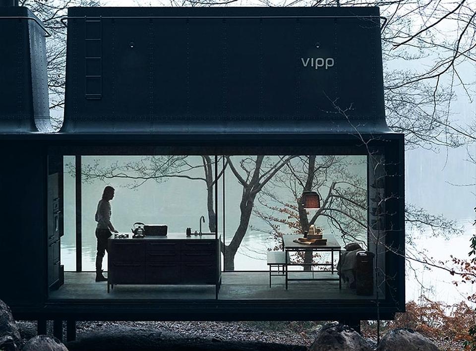Vipp-Shelter