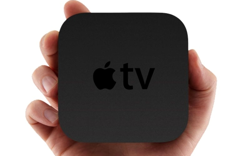Apple TV with Siri and App store