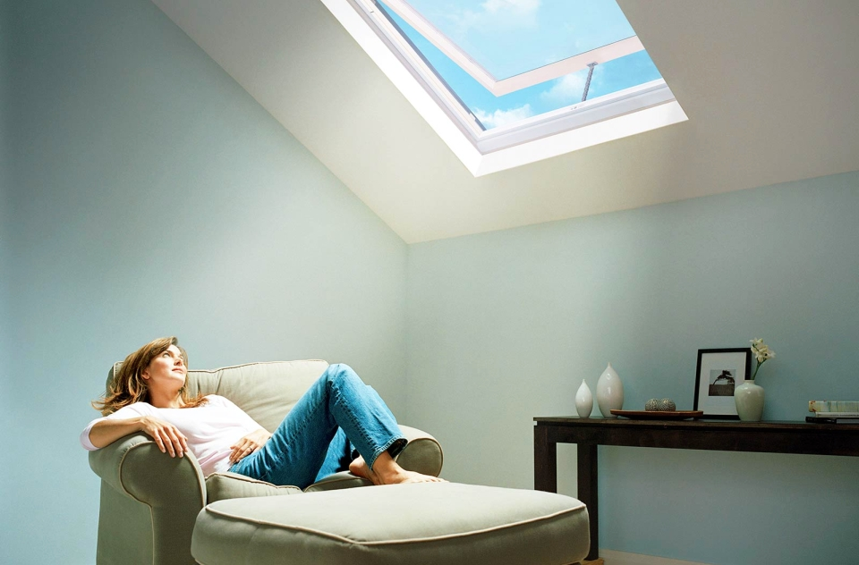 Bring natural light into your home with skylights - HomeCrux