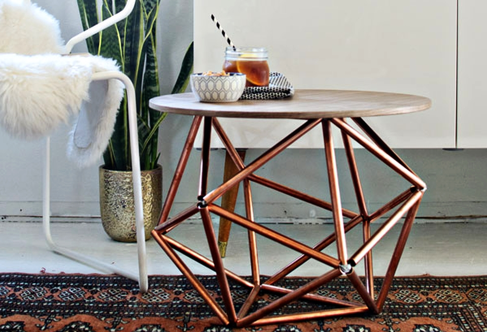 DIY-side-table-with-Himmeli-inspired-copper-base