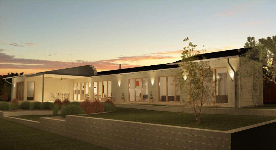 Double Century House won BDAV Design Award