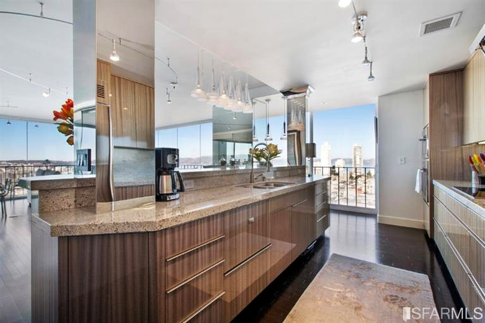 Most Expensive One-Bedroom for $2.495M in San Francisco