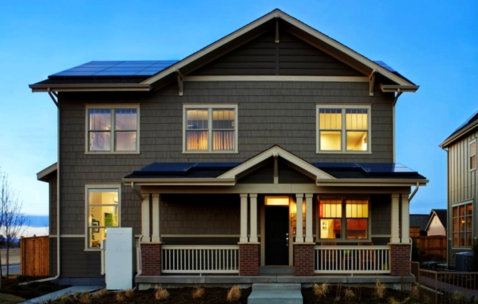 New Town Builders Net Zero Energy Homes Reduce Power Utility Costs Homecrux