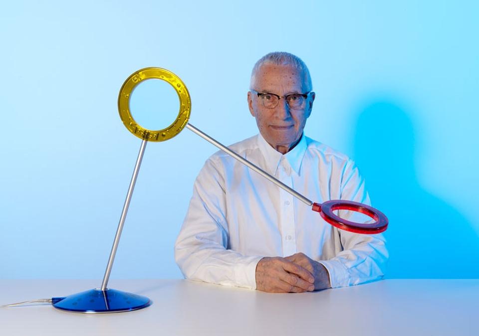 Ramun- Amuleto Lamp by Alessandro Mendini