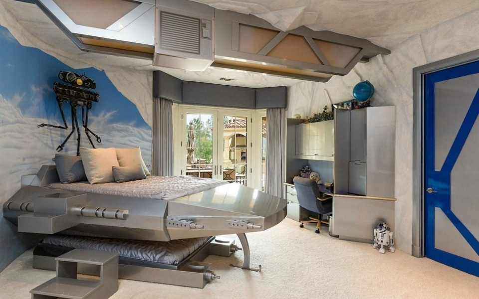 Star Wars-Themed Room on Sale for $14.9M
