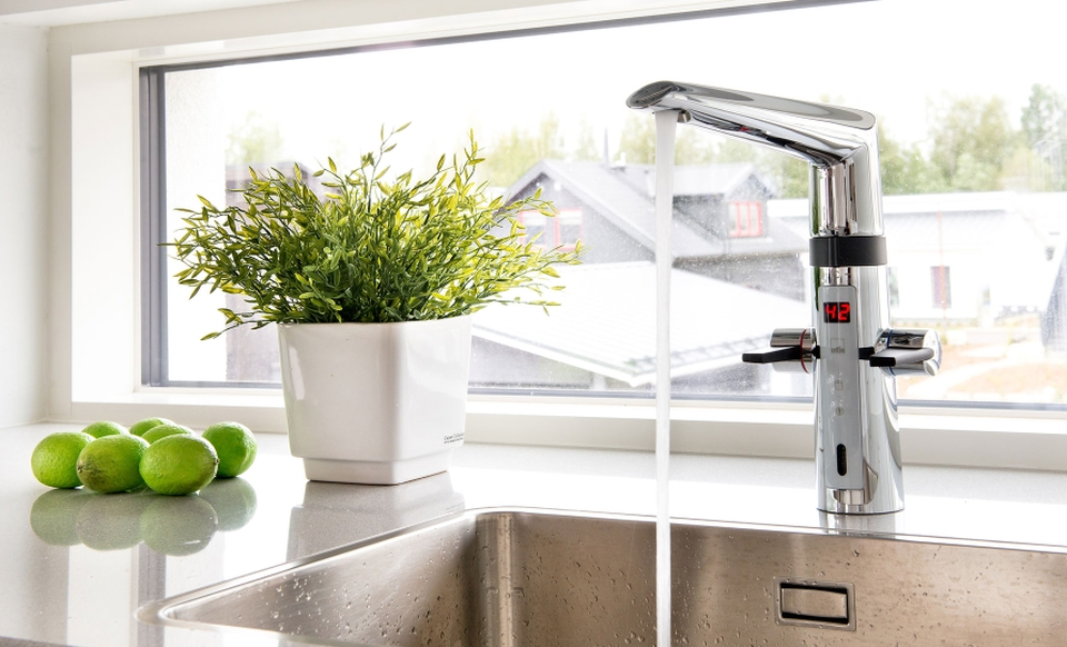 Oras Optima eco-friendly faucets