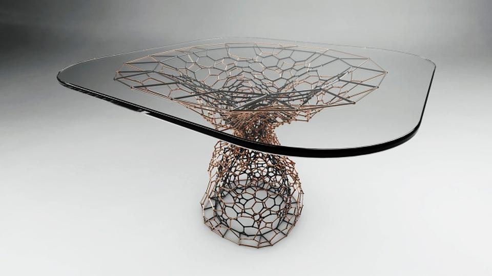 Cellular Coffee Table by Onur Ozkaya